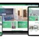 Mẫu Website Kinh Doanh Cửa Nhôm