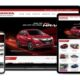Mẫu Website Kinh Doanh Xe Ô Tô Honda